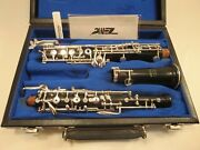 Fox Renard 330 Artist Oboe Professionally Serviced Very Nice Condition 1 Owner