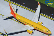 Gemini Jets Southwest Airlines 737-700 G2swa961f 1200 Retro Livery Flaps Down