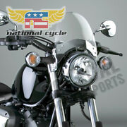 National Cycle 1972-1985 Harley-davidson Xlh1000 Sportster 1000 Flyscreen
