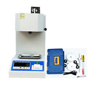 Techtongda 110v Melt Flow Rate Index Instrument Tester With Lcd Screen And Printer