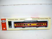 Ho Scale Con-cor Observation Passenger Cars Kits Rotyal American Shows