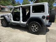 Jeep Wrangler Unlimited Rubicon Wheels And Tires Lt285/70r17 116/113