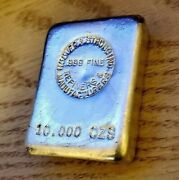 10 Oz.📍hoover And Strong Inc. Refiners And Manufactures📍999 F.s. Andbull Very Rare