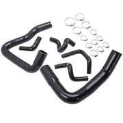 6x Silicone Radiator Hose Pipe Duct Kit For Mustang Gt Lx Cobra 5.0 1986-1993