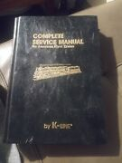 Complete Service Manual For American Flyer Trains By Kline