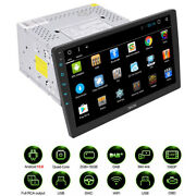10.1 Inch Android 10 Double 2 Din Car Radio Stereo Quad Core Gps Navi Wifi Us