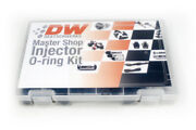 Deatschwerks Master Shop Injector O-ring Kit 500 Pieces