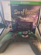 Sea Of Thieves Xbox One Controller W/booklets Dlc Codes Andgamepass/gold Codes