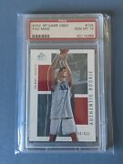 Rare Yao Ming 2002 Sp Game Used Authentic Rookie 104 Psa 10 Gem Mint 394/900