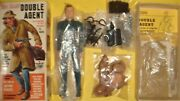 Mike Hazard Double Agent Figure Box Manual All Accessories Marx Johnny West 2090