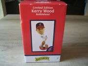 2009 Cleveland Indians Kerry Wood Sga Bobblehead Limited Edition