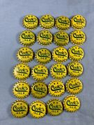 24 Unused Cook's Ale Florida Cork Lined Bottle Caps Evansville, In. Used Ky Ala
