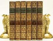1827 Ancient History Egyptians Babylonians Medes Persians Illustrated Leather