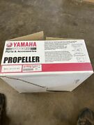 Yamaha Outboard 688-45978-60-00 Painted Stainless Steel 13.5x16 Rh Propeller