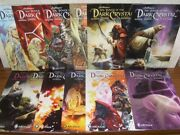 Power Of The Dark Crystal 1-12 A Archaia Comic Set Complete Jim Henson 2017 Nm