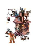 Playmobil Mobile Dwarf Fortress Action Figure Sets For Kids 5 Years Old And Up