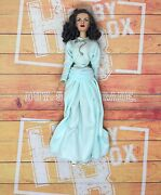 Judy Garland Dorothy Wizard Of Oz 15 Custom One Of A Kind Clothed Poseable Doll