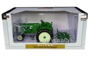 Oliver 660 Narrow Front W/spring Tooth Harrow 1/16 Diecast Model Speccast Sct715
