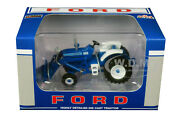 Ford 9000 Wide Front Tractor With Loader 1/64 Diecast Model By Speccast Zjd1836