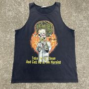 Vtg Cypress Hill Summer Tour 1998 Tank Top Shirt Take Two Of These Large
