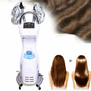 Hair Steamer Rolling Stand Hair Dyeing Processor Perming Oil Treatment Machine