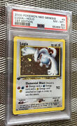 Priced To Sell Psa 8.5 1st Edition Lugia Neo Genesis Pokemon Card Strong Grade