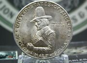 1920 Pilgrim Commemorative Half Dollar 50c 1 East Coast Coin And Collectables