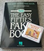 Sounds Of The Fifties - 800 Registrations Usb+book Set For Yamaha Psr Keyboards