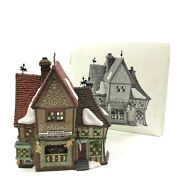 Dept 56 Heritage Village Dickens Village Nettie Quinn Puppets And Marionettes