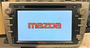 Mazda 6 09-12 In Dash Double Din Touch Screen Gps Navigation Dvd