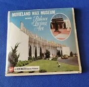 A234 Movieland Wax Museum And Living Art Buena Park Ca View-master 3 Reels Packet