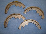 Nos Ford Brake Shoes 6 Cylinder 9 Brakes Mustang Falcon Fairlane Comet