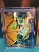 Allen Iverson 1997-98 Bowmanand039s Best Previews Atomic Refractor