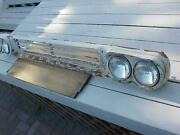 1960 Chevrolet Truck Grille Assembly Complete And Hl Doors