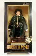 Leaders Of The World Benjamin Franklin 1706-1790 12 Action Figure W/ Stand 1997
