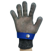 Labor Insurance Gloves Steel Wire Metal Pure Stainless Steel Cut-proof Gloves