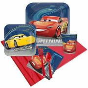 Birthdayexpress Disney Cars Party Supplies Party Pack For 8 Guests
