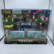 Roblox Adopt Me Pet Store 40 Pc Celebrity Collection Play Set New, Fast Shipping