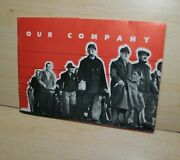 Cat Caterpillar Our Company New Employee Manual Handbook Guide Vintage Old