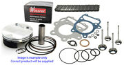 Honda Crf250r Top End Rebuild Kit3 Wossner Piston Cam Chain And Valves 2015