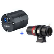 Sv305 Pro Astronomy Guiding Camera Usb3.0 Electronic Eyepiece / 30mm Guide Scope