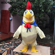 2020 Big Cock Mascot High-quality Costume Suits Cosplay Party Game Dress Ad Top