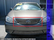 Gtg 2005 2006 Toyota Camry 1pc Polished Upper Replacement Billet Grille Grill