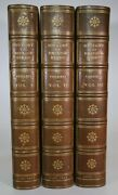 1843 A History Of British Birds William Yarrell 1st Ed 3 V + Supplements Riviere