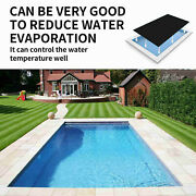 Above Ground Swimming Pool Cover For Summer Round Safety Pe Round Insulation Us