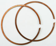 Wiseco Piston Ring Set 66.25mm +0.25 Over For Honda Atc250r 1985-1986