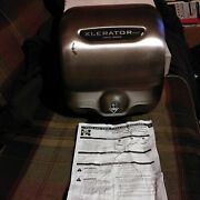Xlerator Eco Hand Dryer By Excel Stainless Steel Cover New Open Box