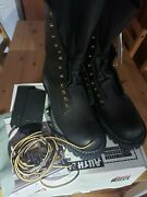 Whiteand039s Boots Roughneck Smokejumper 10d Steel Toe