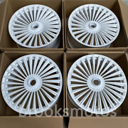20 New White Forged Style Wheels Rims For Mercedes Benz Sl Class R230