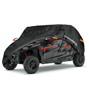 Waterproof Utility Vehicle Storage Cover For Polaris General Xp 4 1000 Deluxe